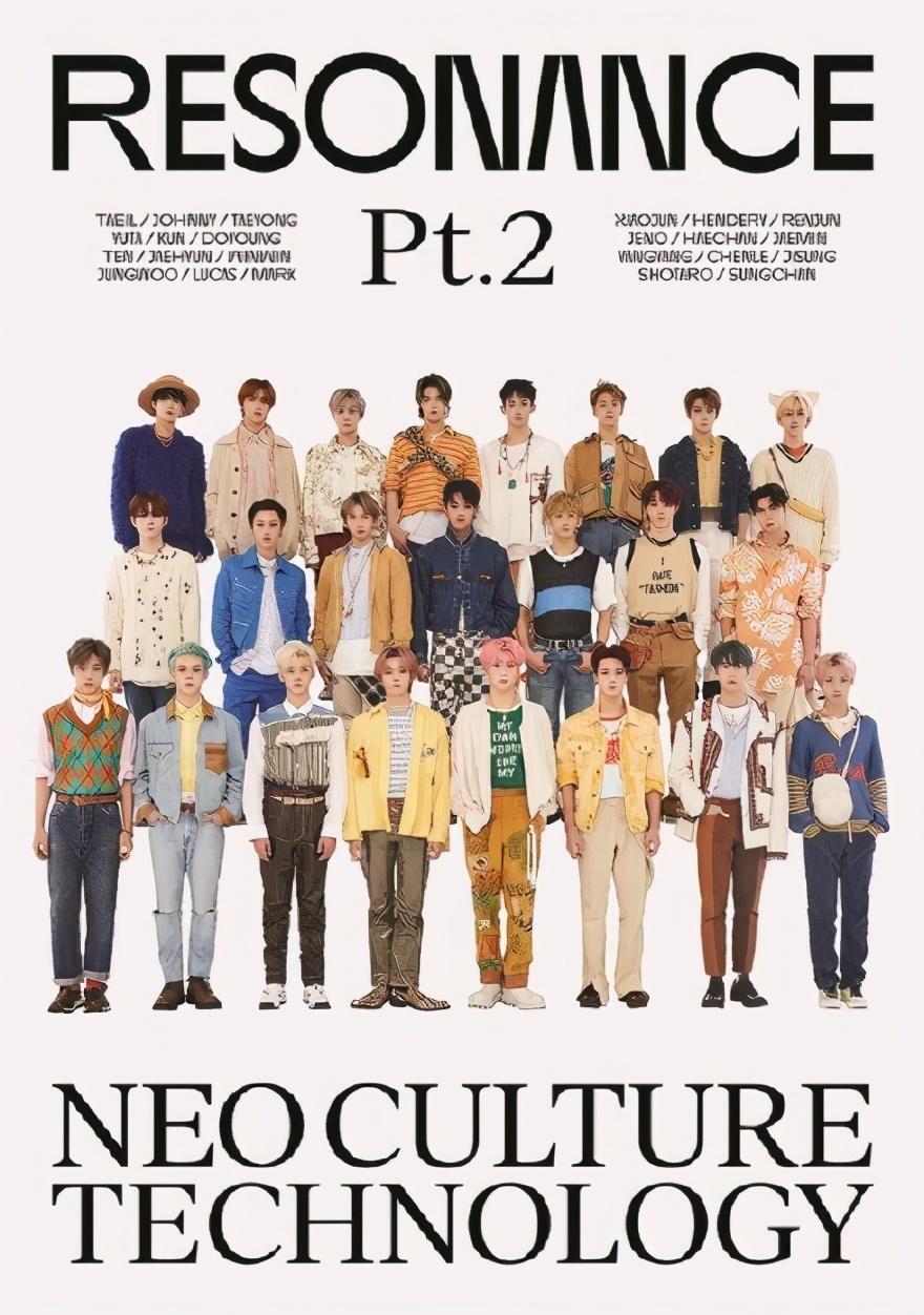 公司再犯低级错误!NCT最新正规专辑发现印刷错误,将推迟售卖