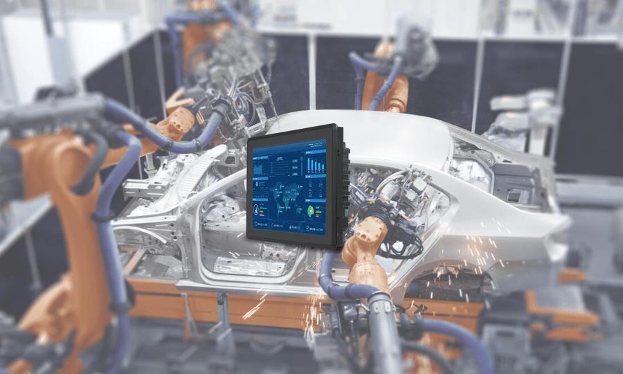 工业平板电脑在火灾监控系统的应用