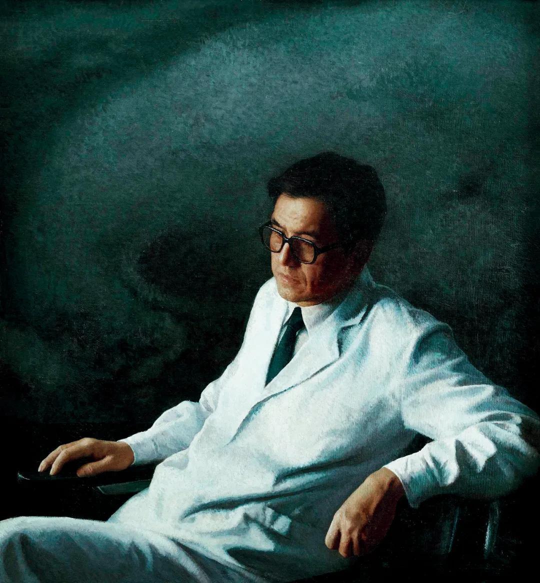 """陈丹青评靳尚谊:""""他要是不当中央美院院长,他还是会出圈"""""""