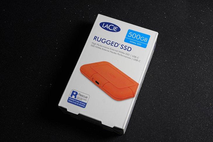 ip67IP67防护2吨抗压 希捷LaCie Rugged SSD 移动固态硬