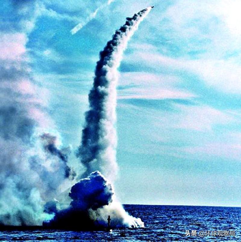 巨浪-3有多大威胁?美报告:这是全球少数能威胁美国本土的武器