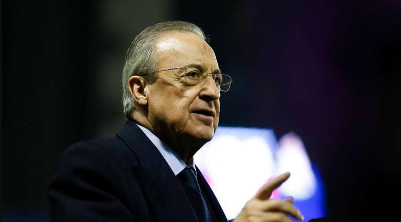 皇马主席专访:组建欧超是为拯救足球 保证不会被踢出欧冠