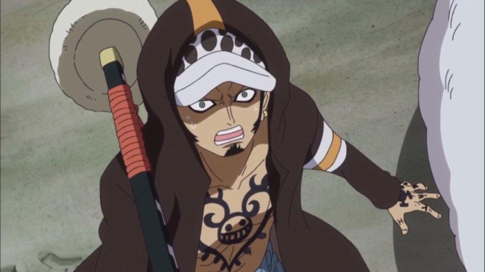 海賊王:七武海中最弱的3人,每個人的發展潛力都不小