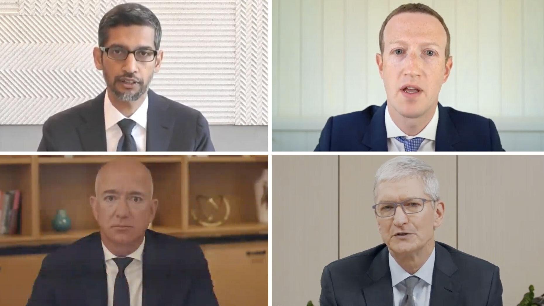 美国政府判定四大科技巨头有垄断行为,或将下令分拆-第1张图片-IT新视野