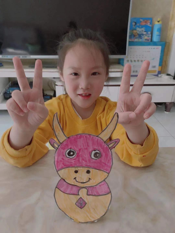 保定东方双语丨东方双语小学部的孩子们给大拜年啦