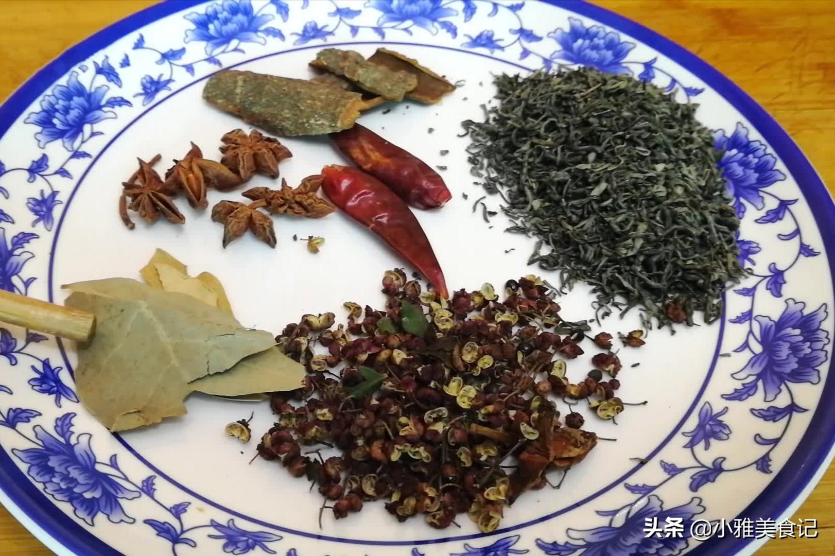 这才是茶叶蛋的正确做法,茶香浓郁,入味可口,学会可以摆摊了