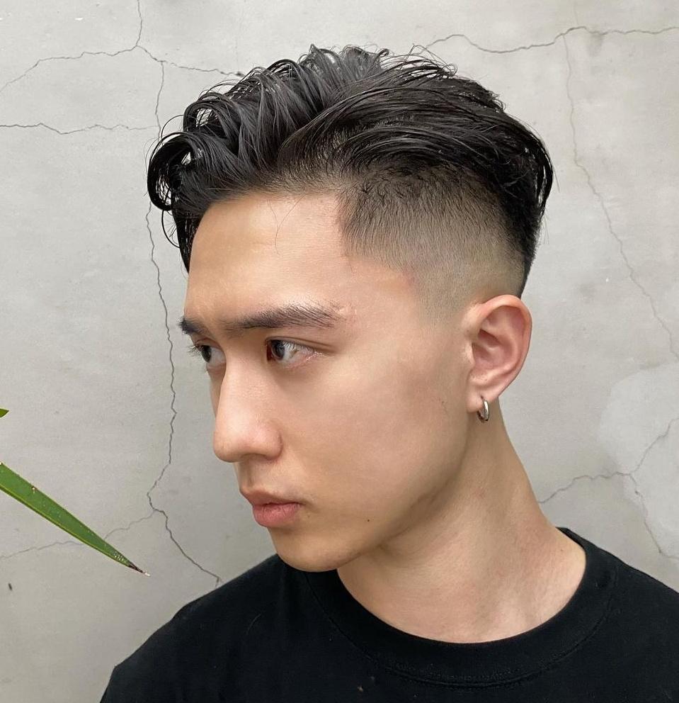 """男生除了剪""""寸头""""发型,还可以留这5款时髦造型,帅气显精神"""