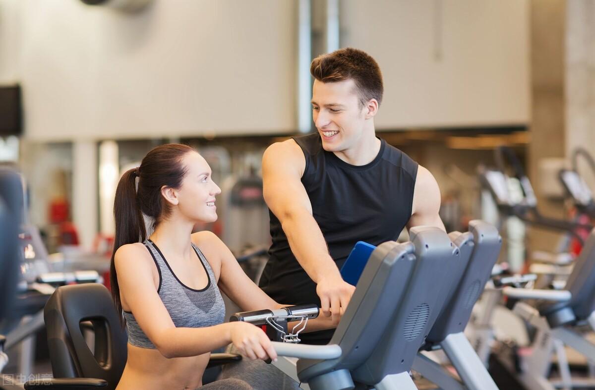 健身锻炼的人,必备的3个条件,才能练出好身材!你具备了吗? 减肥瘦身 第3张