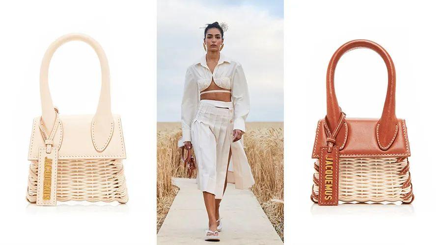 时尚芭莎90秒  夏日美丽心情,全靠包包加持