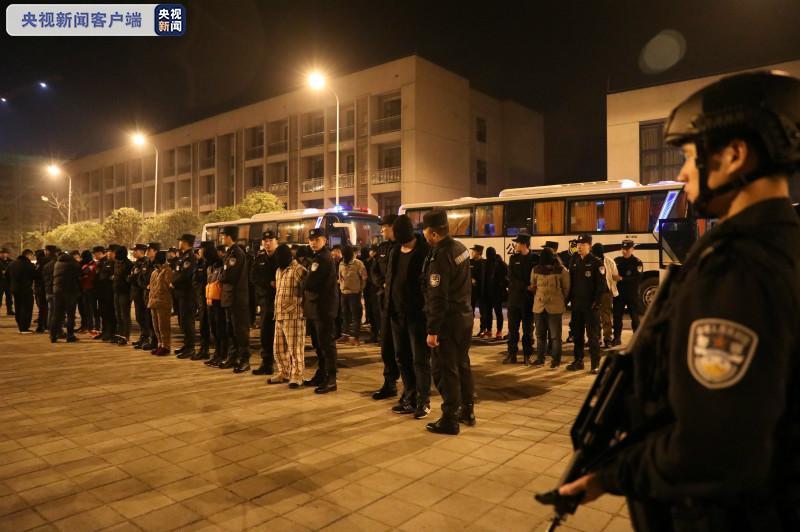 7名中国人被绑架至境外虐待 重庆警方跨国解救