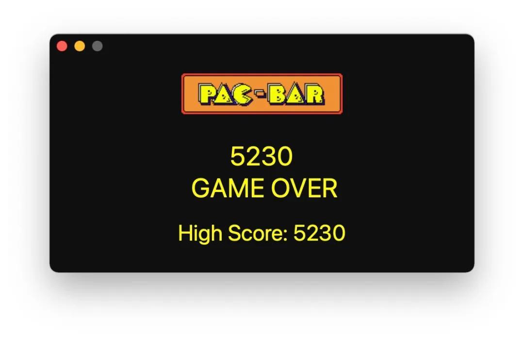 Touch Bar 上可以玩的小游戏,建议收藏! Mac小技巧 第9张