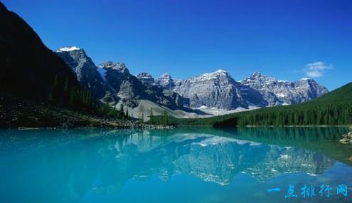 """新疆十大著名旅游景点,天山天池堪称古代的瑶池,是""""天山明珠"""""""