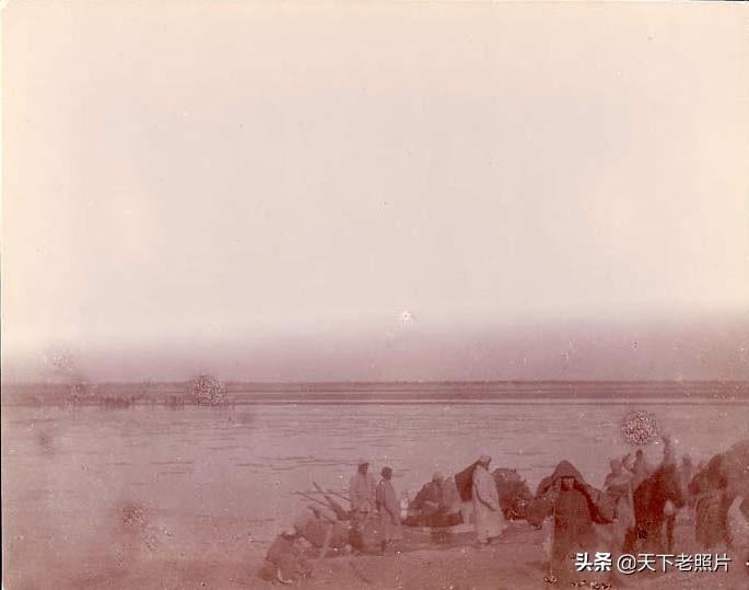1898年新疆巴楚老照片 120年前巴楚地区独特风貌一览