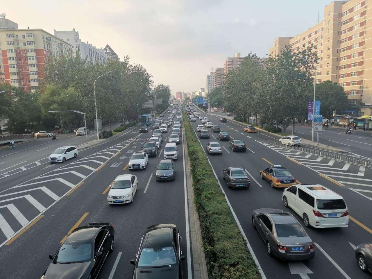 注意!北京国庆节期间不限行 节后周一尾号限行5和0