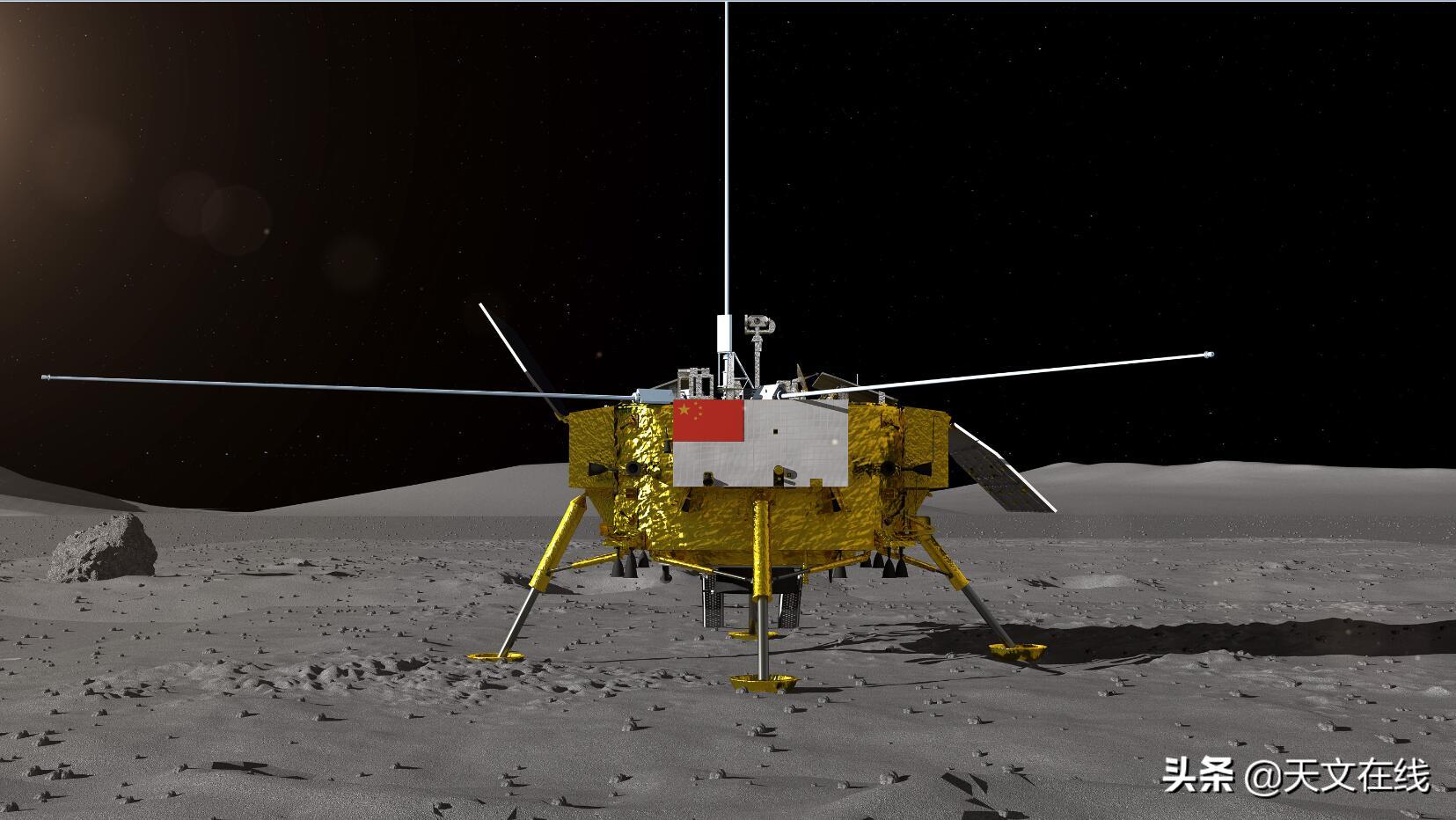 神秘月背之旅:来自中国月球车的凝望