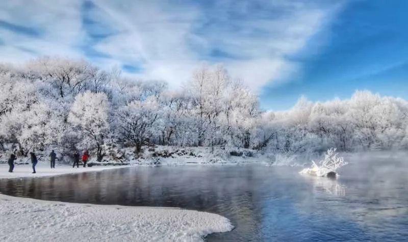 「用相机赞美家乡」雪韵黑河