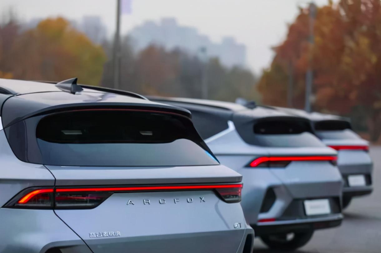 多家车企披露年报:有的年入千亿,有的年亏百亿