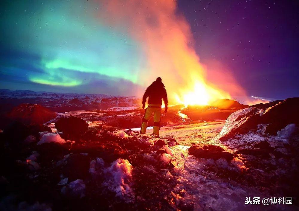 """最新发现火山是由""""泥浆储层""""提供能量,推翻了经典观点!"""
