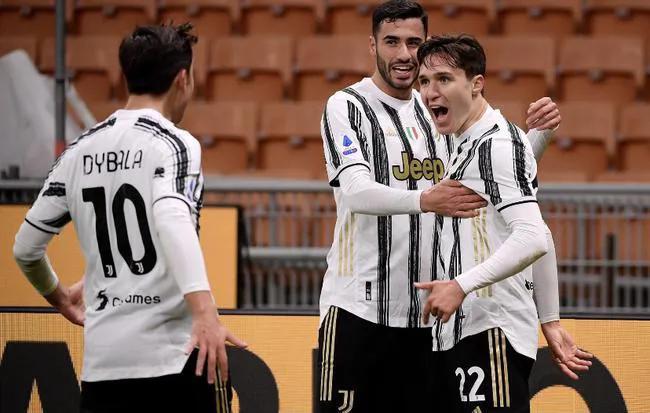 意甲-迪巴拉两度助攻 Ac米兰 1-3尤文终结 27轮不败
