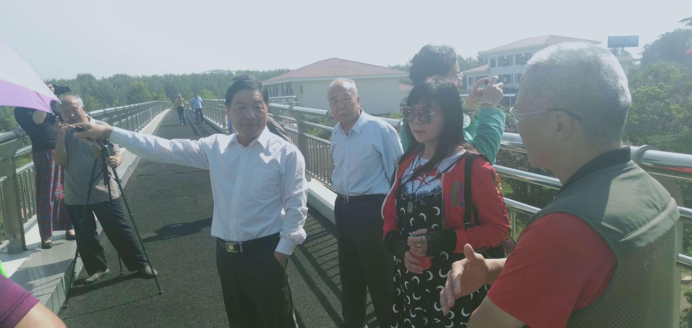 艺术百家文旅团队走进李场古村
