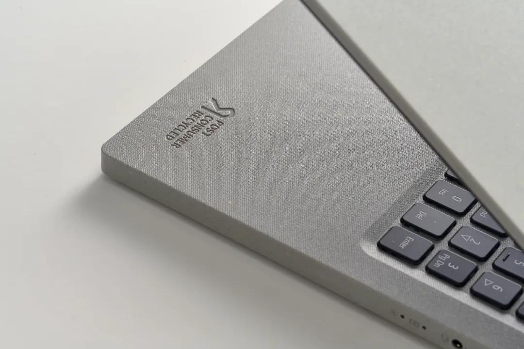 造型相当有特色:首款Win11酷睿环保本宏碁蜂鸟·未来测评