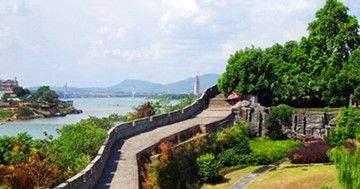 曾祥裕风水团队考察赣州古城,探究镇南门的风水玄机