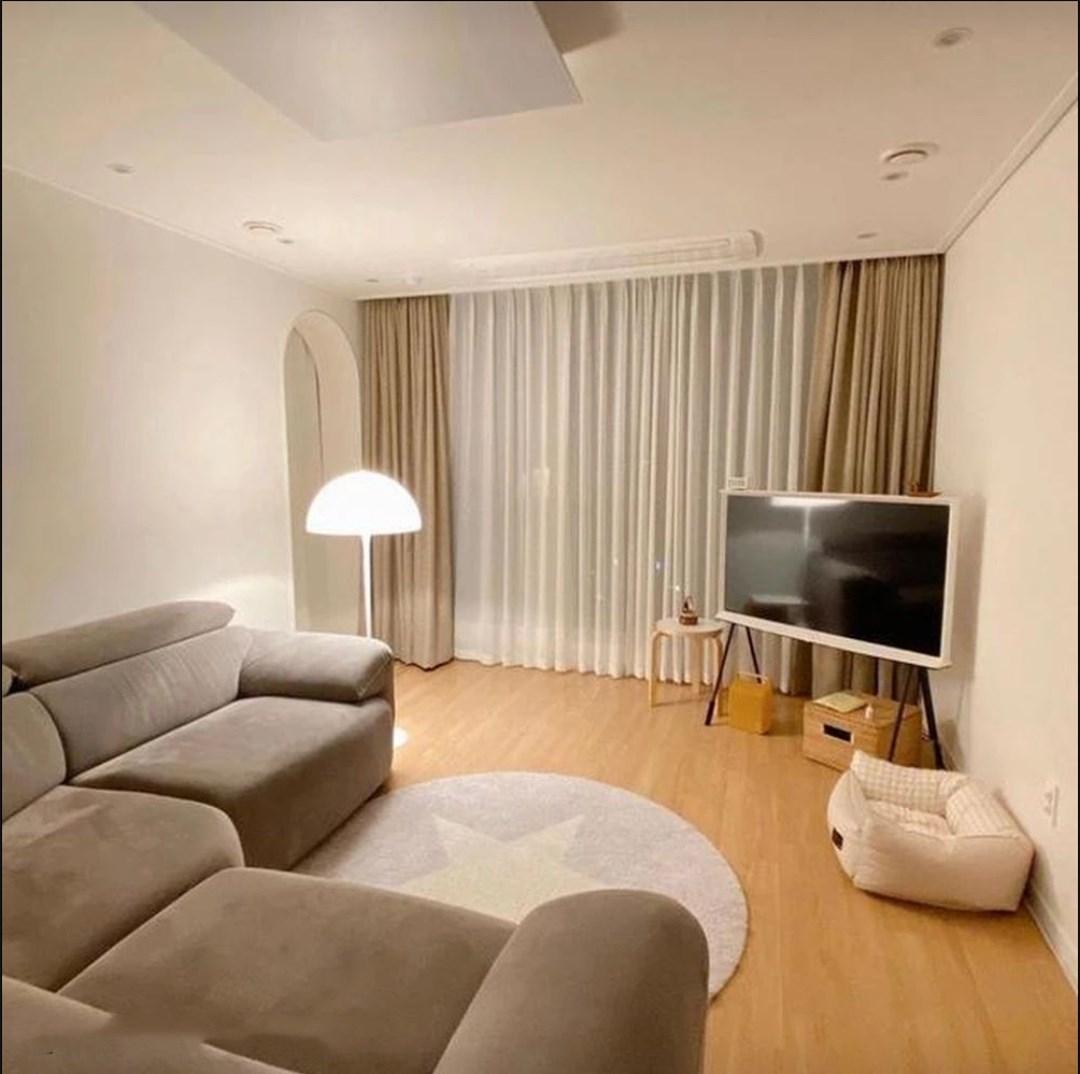 看了这套50㎡,彻底爱上韩式暖宅,极致收纳越住越舒服