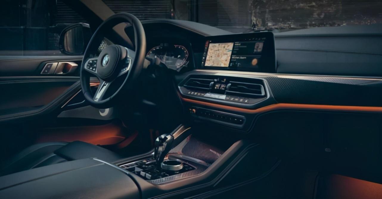 创新BMW X6,一秒就俘获你的眼光