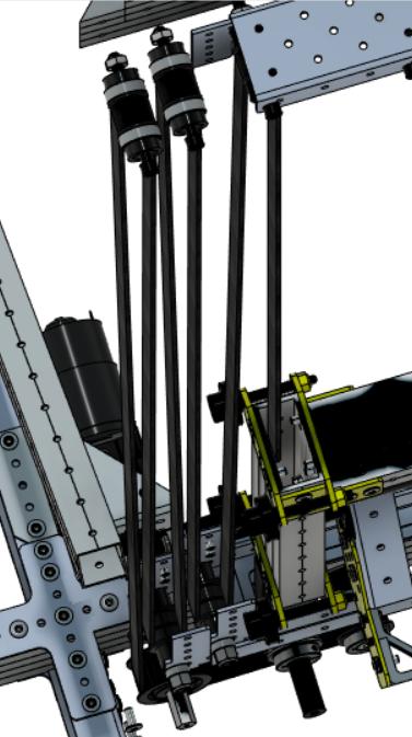 Athena机器人车3D图纸 STEP格式