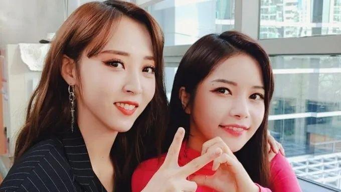 程潇-宣仪-美岐离开后,宇宙少女的近况如何;Red Velvet能否续约?