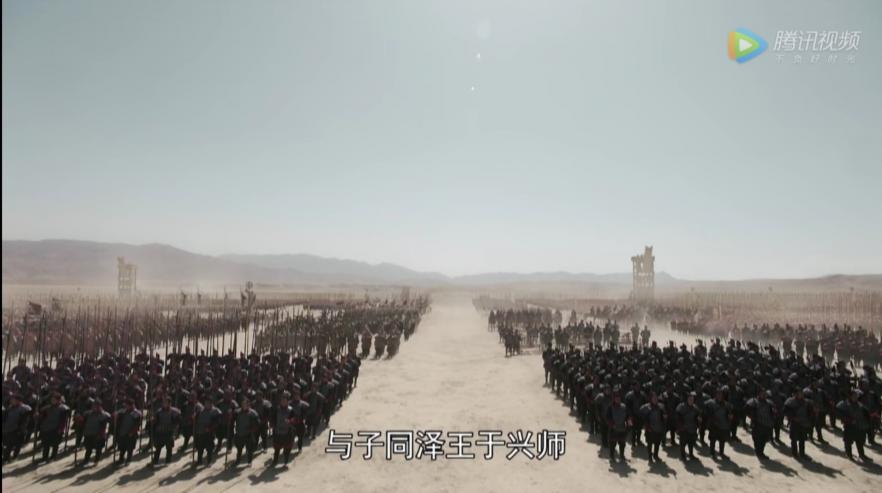 从热播霸屏剧《大秦赋》探寻宝鸡历史文脉