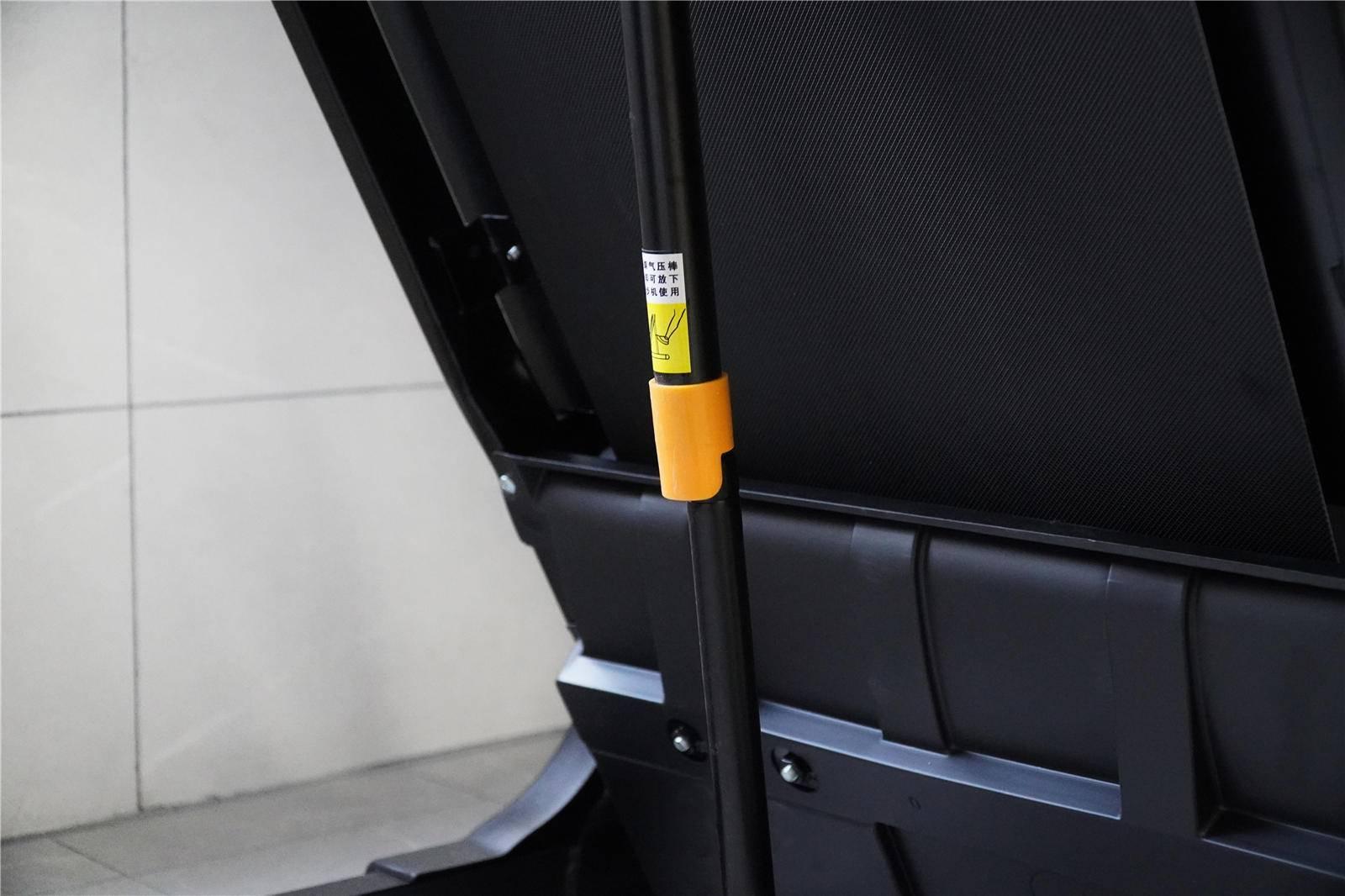 麦瑞克S320跑步机测评:航空级减震告别伤膝