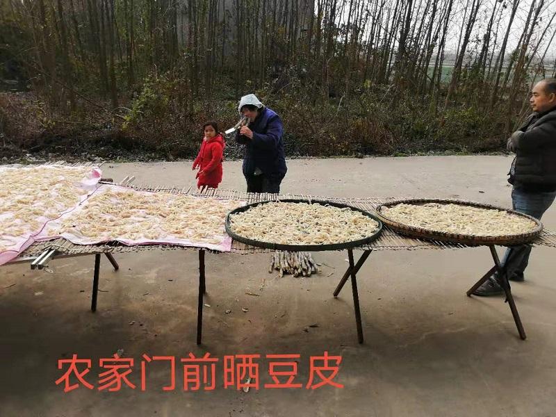 冬闲农家豆皮香