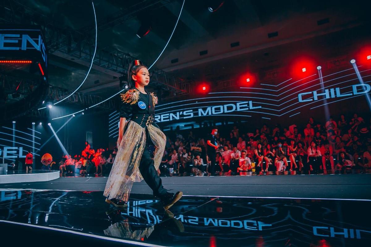2021CATC国际童模盛典少儿模特大赛全球代言人李凝玥