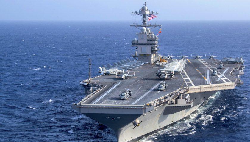 以色列交出投名状,攻击伊朗货船,美国核轰闯入中东,给盟友出头
