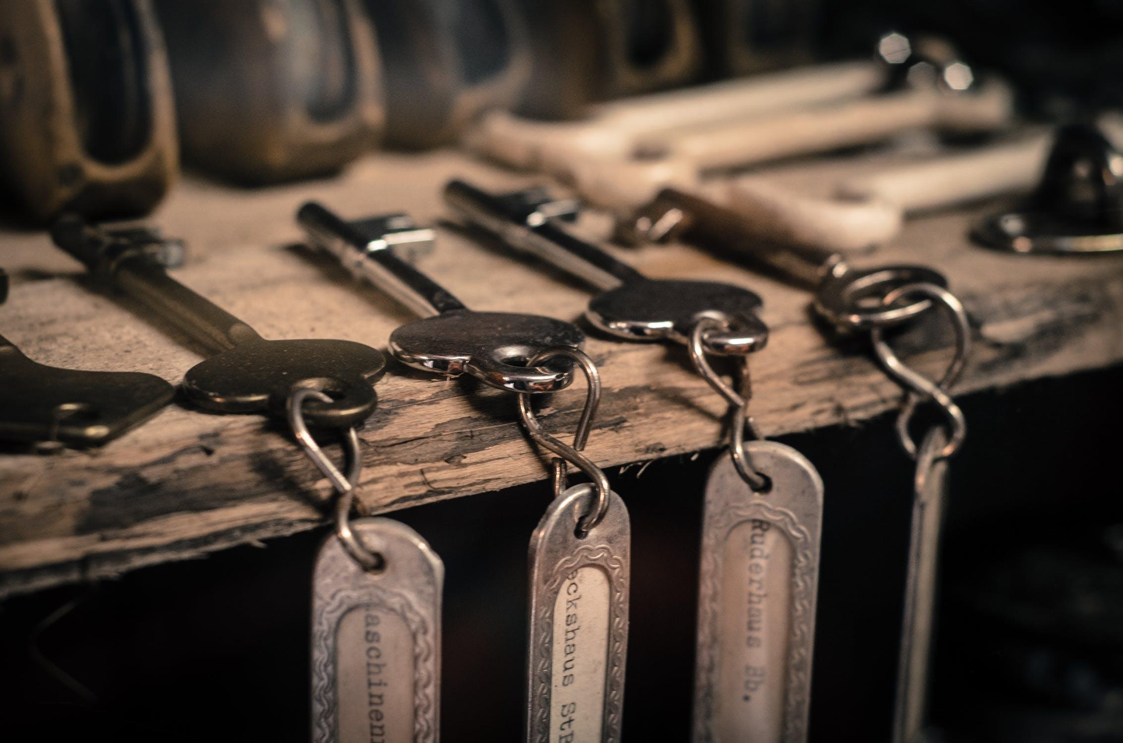 來看看你知道多少種鑰匙扣的材質分類?