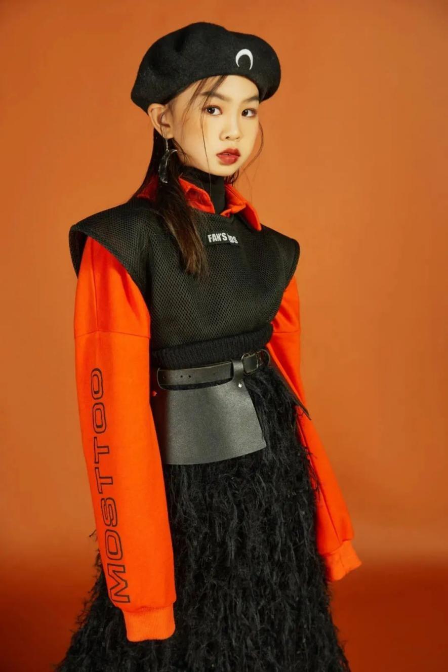 2021精英童模超级联赛全球代言人——李凝玥