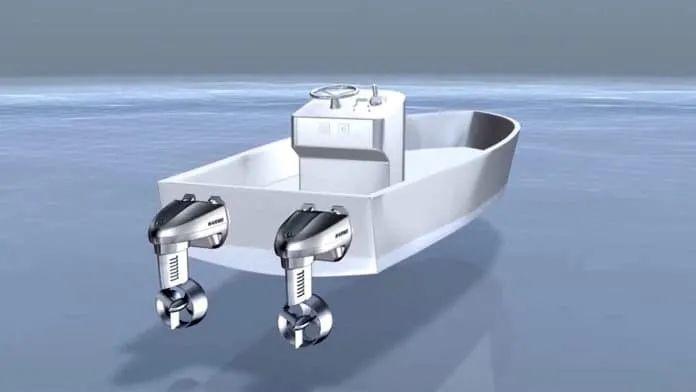 YAMAHA雅马哈「Harmo哈莫」电动舷外机进入测试阶段
