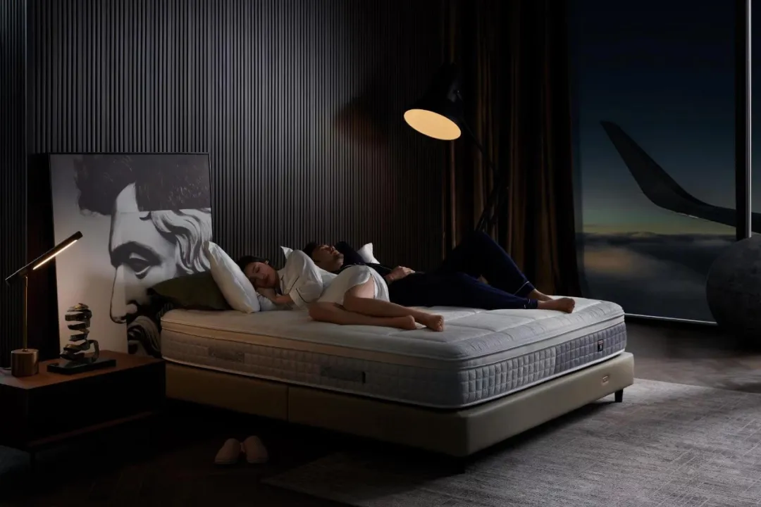 以全球领先科技为基石,喜临门如何开启健康深度睡眠新蓝海?