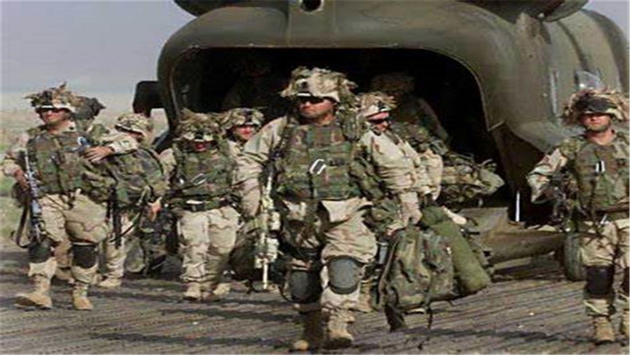 美国设新军事基地,距莫斯科仅1000多公里,美媒:部署部队精通俄语