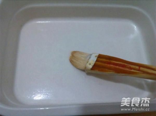 @淮北人 豆沙蜂蜜凉糕的做法 美食做法 第6张