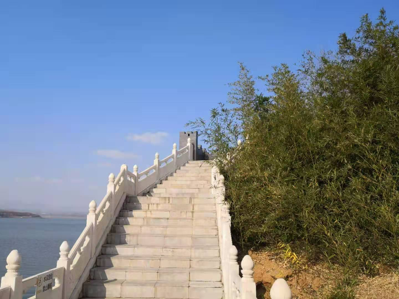 岐山湖游记