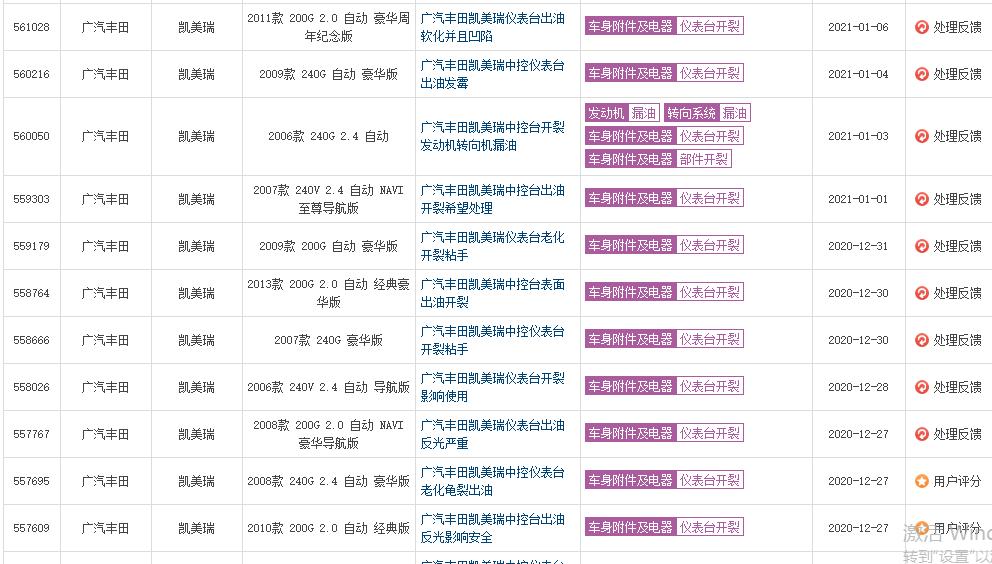 """""""异响王""""马自达被投诉1494次,位居2020年投诉榜首"""