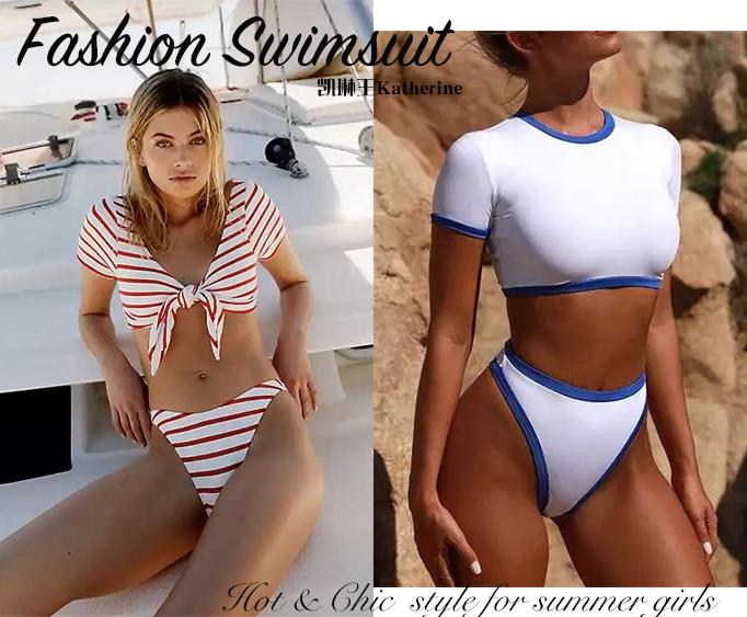 80%女生不知道,泳装选购最全攻略!扬长避短,轻松变身沙滩女神