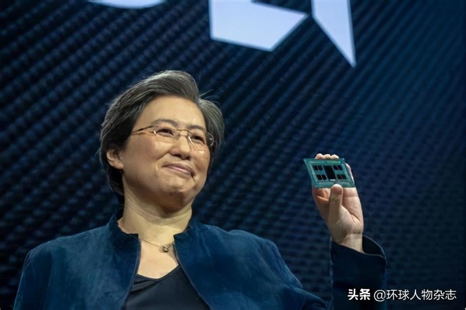 """全美最赚钱CEO竟是个华人女性!月薪3400万,她的秘诀""""打工人""""都值得拥有"""