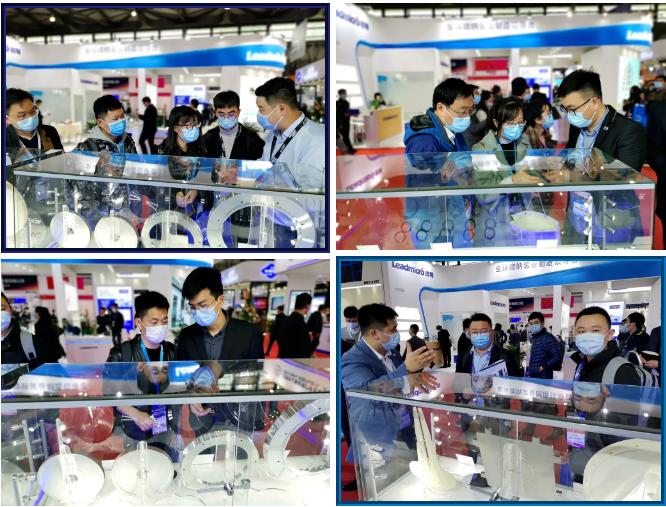三磨所参加半导体行业盛会SEMICON China 2021