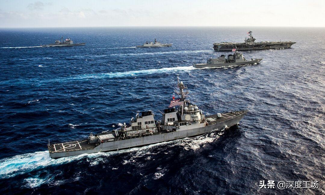 拜登称美国敢与大国开战,开出开战条件!同时警告普京要有麻烦