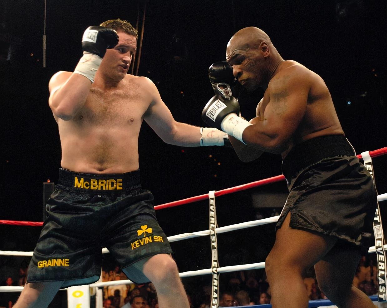 名宿:泰森是最被夸大的拳王,能打败他的人太多了,但都没他出名