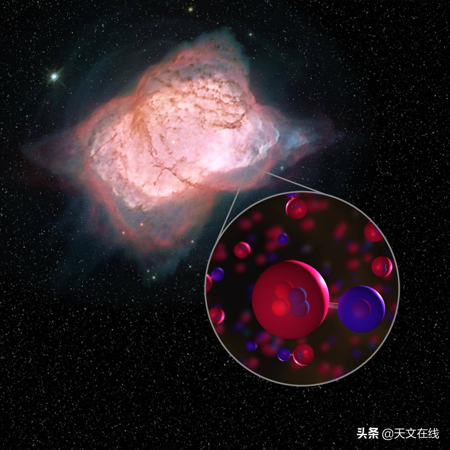 科学家在星际云中发现了手性分子,那么它究竟是什么?和手有关吗