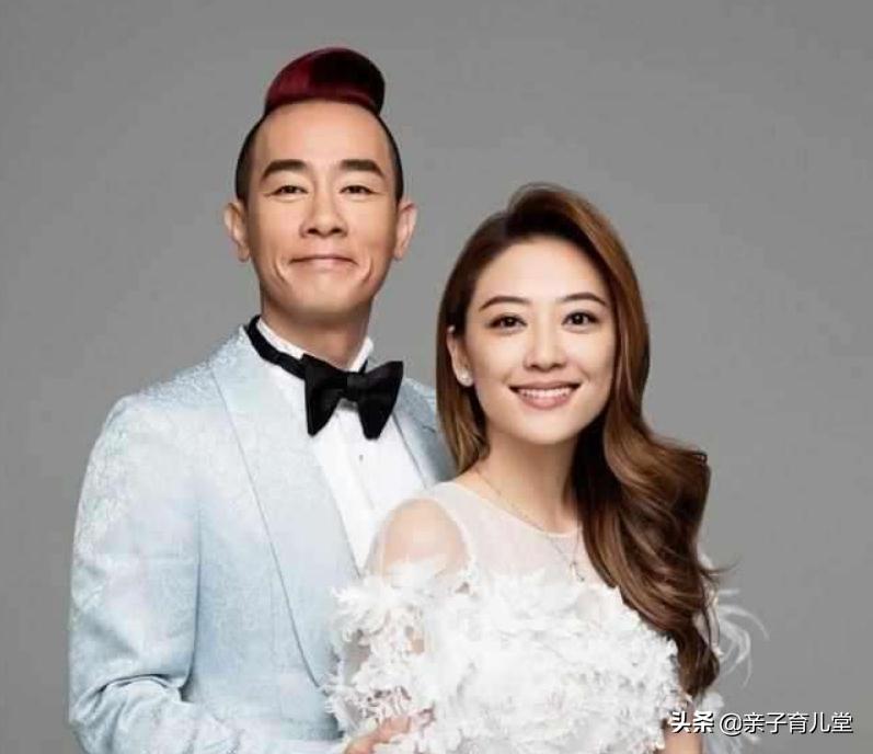 陳小春夫婦給孩子起名字,不光好聽好寫,背後還藏著一段浪漫故事